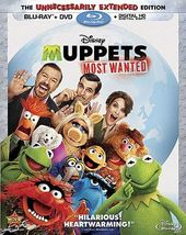 Muppets: Most Wanted (Blu-ray)