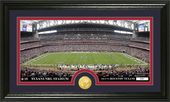 "Football - Houston Texans ""Stadium"" Bronze Coin"
