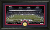 "Football - Tennessee Titans ""Stadium"" Bronze Coin"