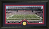 "Football - New England Patriots ""Stadium"" Bronze"