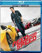 Need for Speed (Blu-ray)