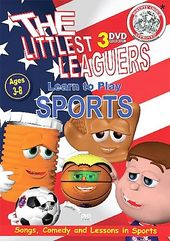 The Littlest Leaguers Learn to Play - Sports