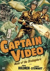 Captain Video (2-DVD)