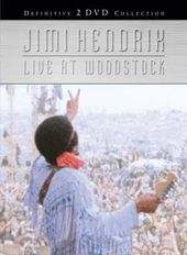 Jimi Hendrix - Live at Woodstock (2-DVD Special
