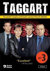 Taggart - Set 3 (4-DVD)