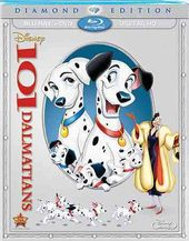 101 Dalmatians (Diamond Edition) (Blu-ray + DVD)