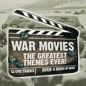 War Movies: The Greatest Themes Ever! (4-CD)