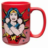 DC Comics - Wonder Woman - Large Mug