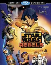 Star Wars Rebels - Complete Season 1 (Blu-ray)