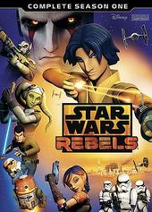 Star Wars Rebels - Complete Season 1 (3-DVD)