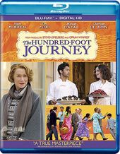 The Hundred-Foot Journey (Blu-ray)