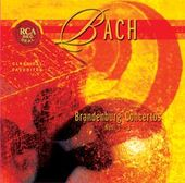 RCA Red Seal: Brandenburg Concertos Nos. 1-3
