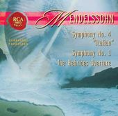 RCA Red Seal: Symphonies 1 & 4 And The Hebrides