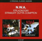 Efil4zaggin / Straight Outta Compton (2-CD)