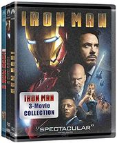 Marvel Cinematic Universe - Iron Man 3-Movie