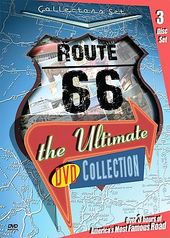 Route 66 - The Ultimate DVD Collection (3-DVD)