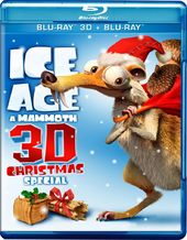 Ice Age: A Mammoth Christmas Special 3D (Blu-ray)