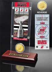 Hockey - New Jersey Devils 3x Stanley Cup