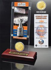 Hockey - New York Islanders 5x Stanley Cup
