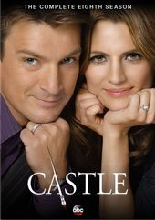 Castle - Complete 8th Season (5-DVD)