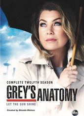 Grey's Anatomy - Complete 12th Season (6-DVD)