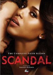 Scandal - Complete 5th Season (5-DVD)