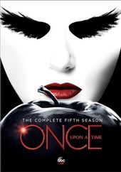 Once Upon a Time - Complete 5th Season (5-DVD)