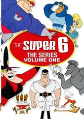 The Super 6 - Complete Series, Volume 1