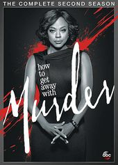How to Get Away with Murder - Complete 2nd Season