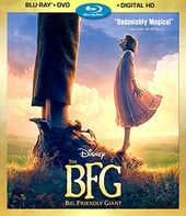 The BFG (Blu-ray + DVD)