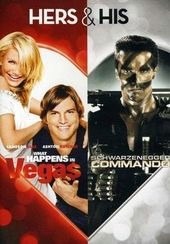 What Happens In Vegas / Commando (2-DVD)