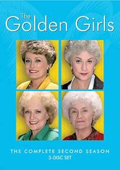 The Golden Girls - Comoplete 2nd Season (3-DVD)