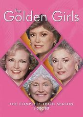 The Golden Girls - Complete 3rd Season (3-DVD)