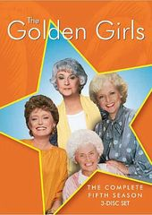 The Golden Girls - Complete 5th Season (3-DVD)