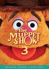 The Muppet Show - Season 3 (4-DVD)