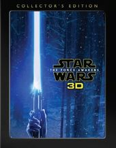 Star Wars: The Force Awakens 3D (Blu-ray + DVD)