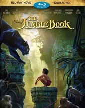 The Jungle Book (Blu-ray + DVD)