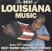 The Best of Louisiana Music [Rounder]
