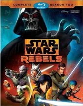 Star Wars Rebels - Complete Season 2 (Blu-ray)