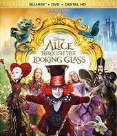 Alice Through the Looking Glass (Blu-ray + DVD)