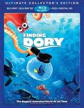 Finding Dory 3D (Blu-ray + DVD)