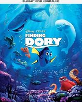 Finding Dory (Blu-ray + DVD)