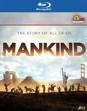 Mankind: The Story of All of Us (Blu-ray)