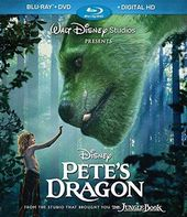Pete's Dragon (Blu-ray + DVD)