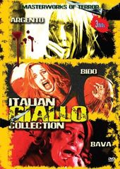 Italian Giallo Collection (Blood & Black Lace /