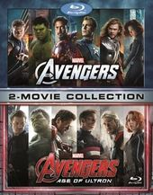 Avengers 2-Movie Collection (Blu-ray)