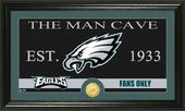 "Football - Philadelphia Eagles ""The Man Cave"""