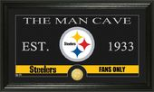 "Football - Pittsburgh Steelers ""The Man Cave"""