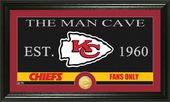 "Football - Kansas City Chiefs ""The Man Cave"""
