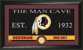 "Football - Washington Redskins ""The Man Cave"""